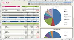 Paycheck To Paycheck Budget Spreadsheet by Premium Excel Budget Template Savvy Spreadsheets