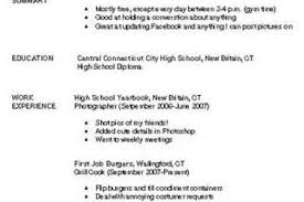Bad Resume Samples by Good And Bad Resume Examples Reentrycorps