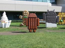 android statues googleplex ristrutturazione delle statue android http www
