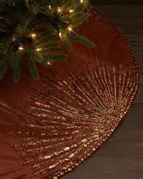brown tree skirt sandi pointe library of collections
