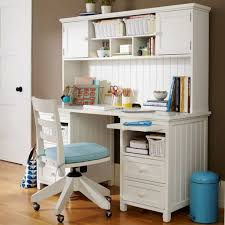 White Wood Desk Awesome White Bedroom Desks Images Decorating Ideas Inside White