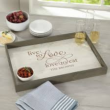 personalized serving dish personalized kitchen gifts from personal creations
