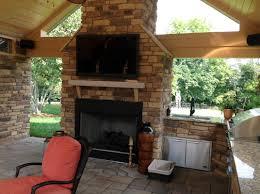 outdoor fireplace design construction lexington kentucky ky
