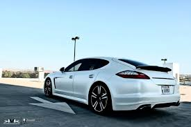 white porsche panamera 2012 porsche panamera turbo s wrapped in satin pearlescent white