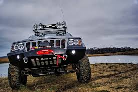 jeep grand customization custom bumper ebay