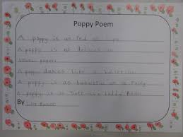 poppy writing paper year 2 s terrific blog in english we have been writing poppy poems using similes and in art we made our own tissue paper poppy have our look at our fantastic work