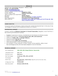 professional resume format for mca freshers pdf creator front end web developer resume 14 javascript 24a hireit exle ui