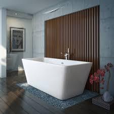 valencia 1615 square modern freestanding bath victorian plumbing