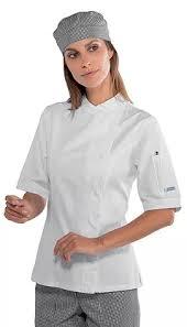chef cuisine femme vestes de cuisine et vêtements de cusine