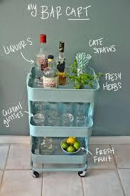 raskog cart ideas 60 smart ways to use ikea raskog cart for home storage digsdigs