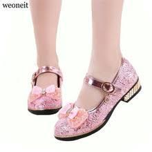 Flower Girls Dress Shoes - flower dress shoes promotion shop for promotional flower