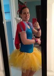 Snow White Halloween Costume Women Disney Princes Costumes Running