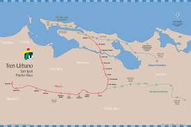San Diego Transit Map by Era Maps