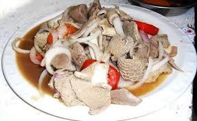 cuisiner des tripes recette d ici bouillon de tripes adiac congo com toute l