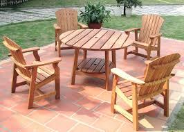 Wooden Patio Table 40 Unique Design Wood Patio Furniture Plans Furniture Design Ideas