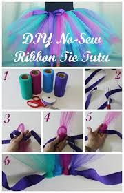 ribbon tutu no sew ribbon tie tutu the hair bow company