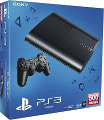 ps3 gaming console console ps3 ultra slim 500 go acheter vendre sur r礬f礬rence gaming