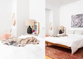 chambre style moderne home tour decoration moderne chez la blogueuse de paper