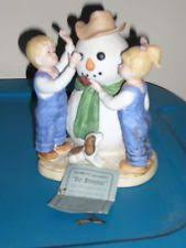 home interior denim days home interior denim days 56072 03 time snowman includes