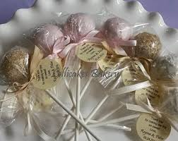 Where To Buy Party Favors Premium Custom Cake Pops By Thelollicakesbakery On Etsy