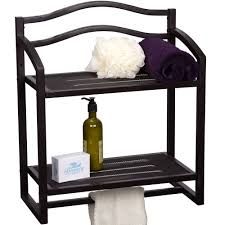 Bathroom Shelf With Hooks Wall Mounted Shelves Bathroom Video And Photos Madlonsbigbear Com