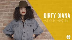 barbie ferreira american apparel karmaloop presents dirty diana style short youtube