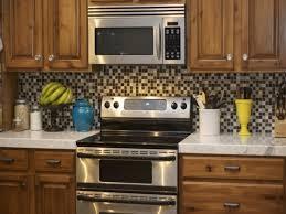Backsplash Ideas For Kitchens Inexpensive Kitchen Tile Backsplash Ideas For Kitchen With White Cabinets
