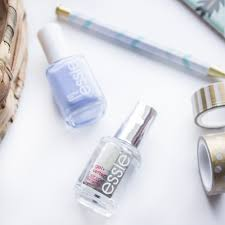 little blushing birdie essie gel setter review