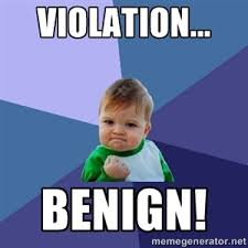 Success Meme - another benign violation the success kid meme peter mcgraw