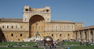cortile della pigna cortile della pigna ai musei vaticani un viaggio tra antico e