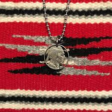 coin pendant necklace jewelry images A tsy hand cut indian head nickel coin pendant necklace jewelry jpg