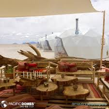 geodesic dome camp world class eco resort accommodations