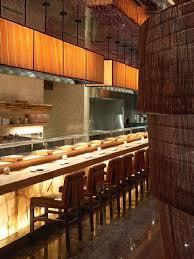 contemporary nobu restaurant in dubai u0027s atlantis resort on palm