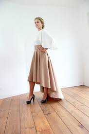 high low skirt hi lo skirt brown high low maxi skirt midi