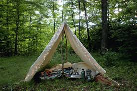 Backyard Camping Ideas Diy Camping Tent Diy Do It Your Self