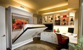Folding Bed Wall Wall Unit With Folding Bed Living Ideas For Practical Wall Beds