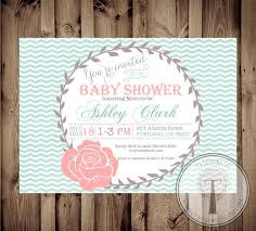 vintage baby shower invites vertabox
