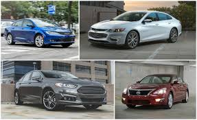Most Comfortable Car To Drive Buy This Not That Every Family Sedan Ranked From Worst To Best
