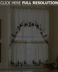 Kitchen Curtains With Grapes by Oval Shower Curtain Rods Shower Curtains Plus Home Decoration