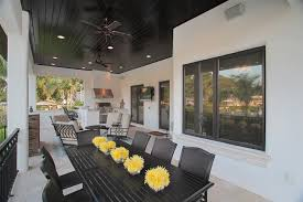 Outdoor Areas by Outdoor Living Areas Tampa Bay Devonshire Custom Homes