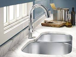 sensate touchless kitchen faucet kohler k 72218 vs sensate touchless pull kitchen faucet with