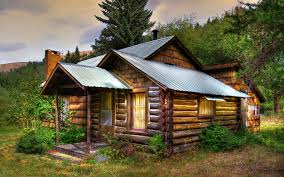 classic log house designs with reclaimed wood wall outdoor panels