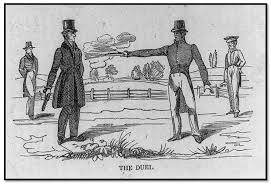 this day in history andrew jackson kills charles dickinson in a