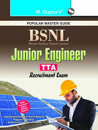 buy bsnl junior engineer tta recruitment exam guide book online