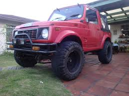 suzuki samurai lifted clarkie246 1989 suzuki samurai specs photos modification info at
