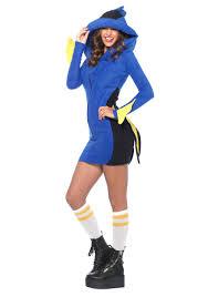 Finding Nemo Halloween Costumes Cozy Bluefish Costume