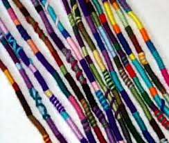 hippie hair wraps omg hair wraps handmade yarn fall hair wrap
