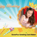 birthday card maker online fotor photo cards free online photo