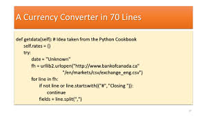 currency converter python rapid gui programming with python and qt ppt download