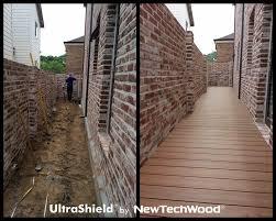 before u0026 after newtechwood ultrashield composite decking